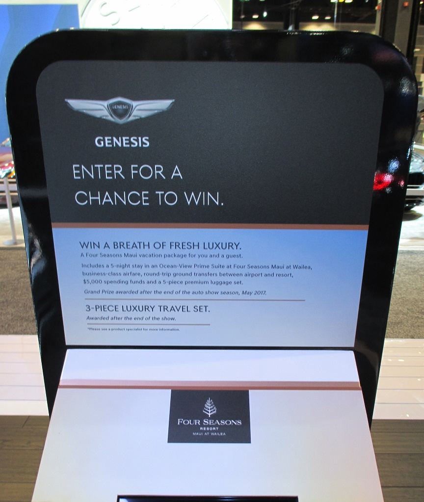 Illinois Battery Specialists - Chicago Auto Show Freebies